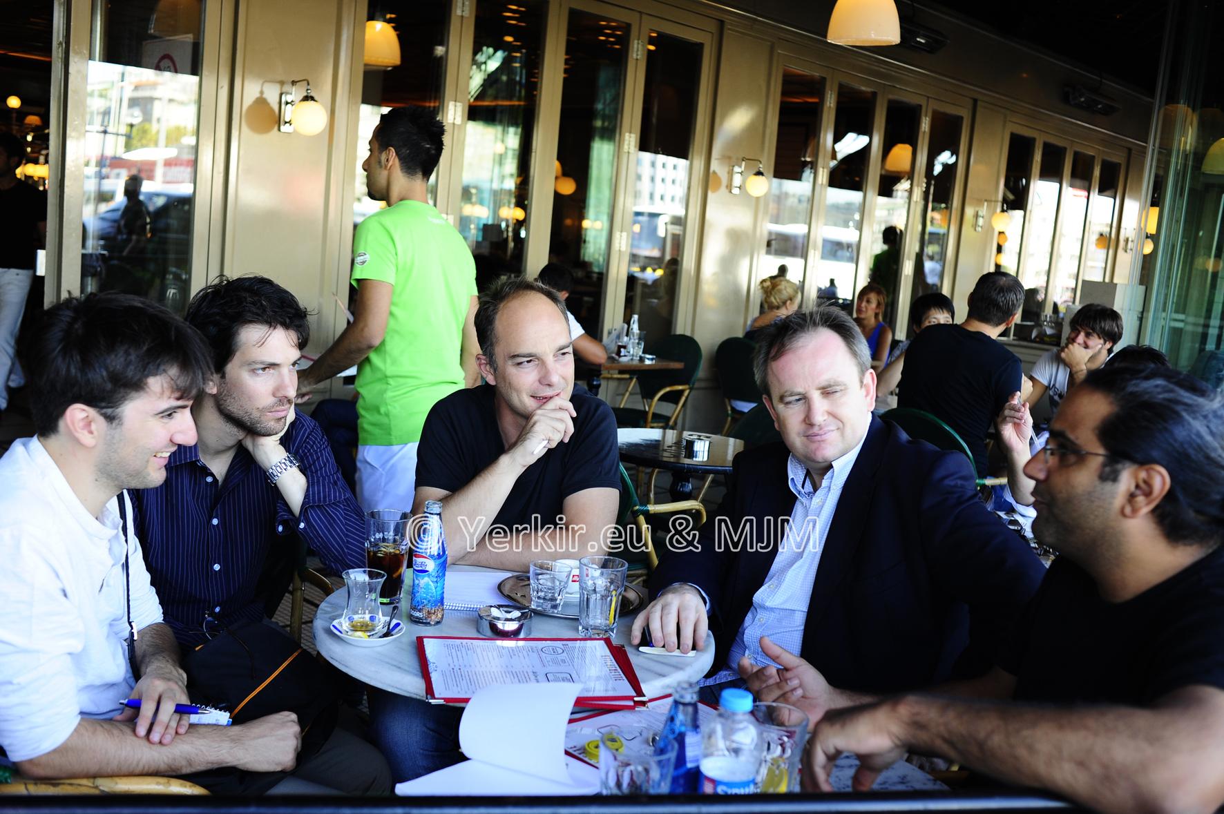 Rencontre avec Guillaume Perrier, correspondant du Monde en Turquie