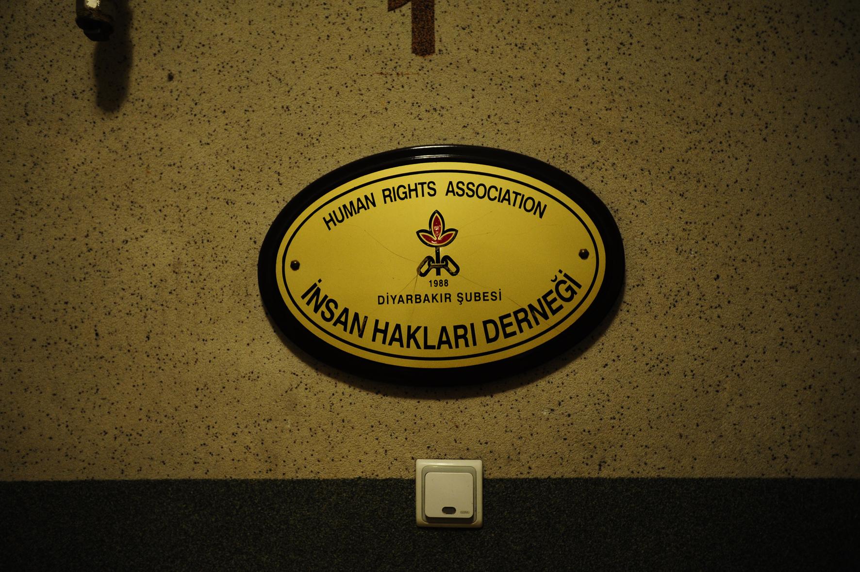 Rencontre avec l'Association des Droits de l'Homme (IHD) de Diyarbakir