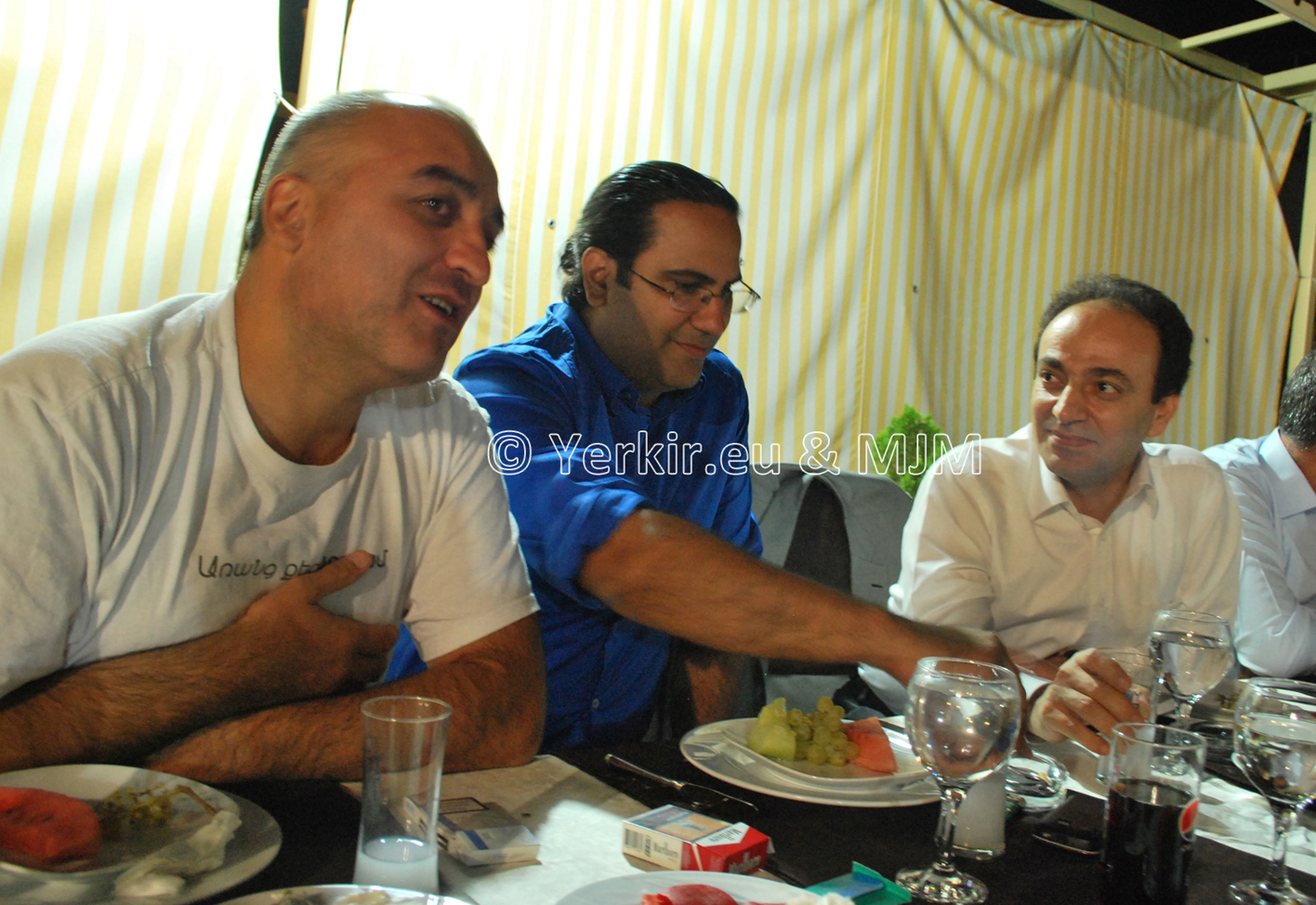 Rencontre avec Osman Baydemir, maire de Diyarbakir