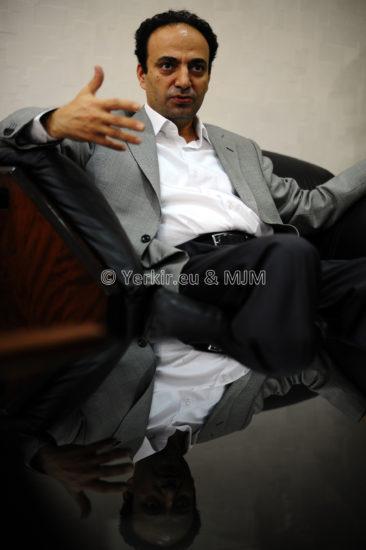 Osman Baydemir, maire de Diyarbakir