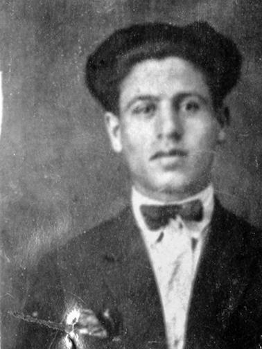 Arboyan Ardachess né à Gurine le 3-09-1916