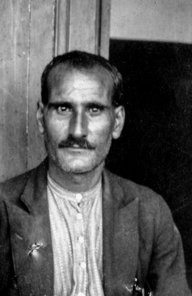 Arzoumanian Dikran né à Mouratcha le 9-06-1888