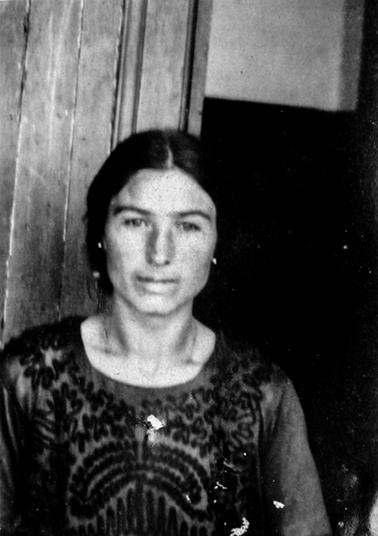 Arzoumanian Mariam née à Mouratcha le 11-02-1894