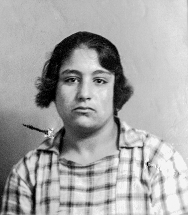 Bakalian Aznif née à Diyarbakir le 14-02-1908