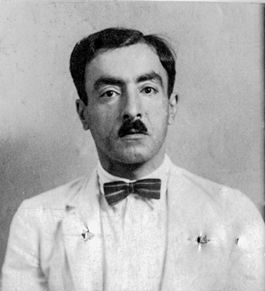 Bakalian Nichan né à Diyarbakir le 17-07-1896
