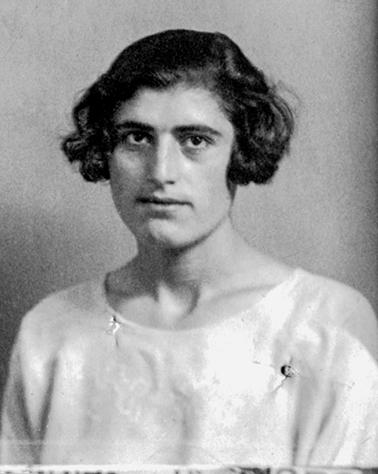 Bakalian Siranouche née à Erzeroum le 25-08-1905