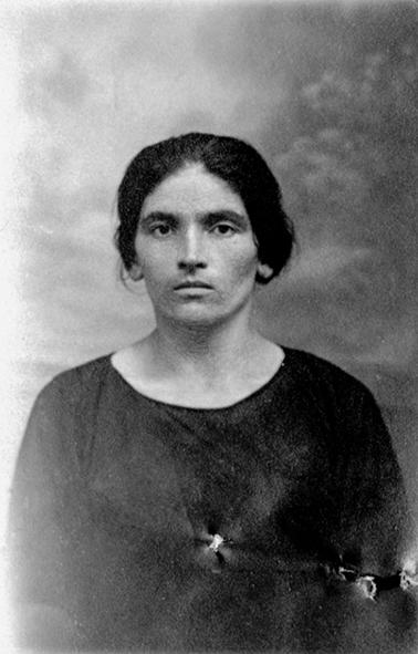 Balian Iskouie née à AfionKarahissar le 4-08-1890