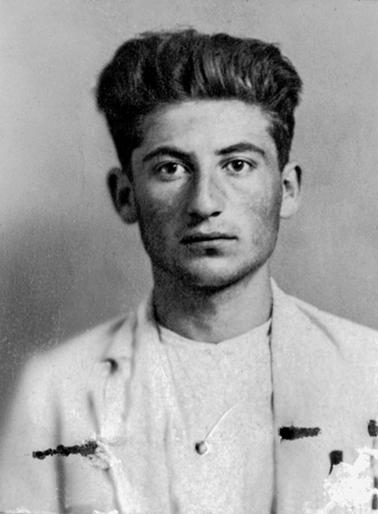 Balian Khachadour né à Palou le 25-01-1907