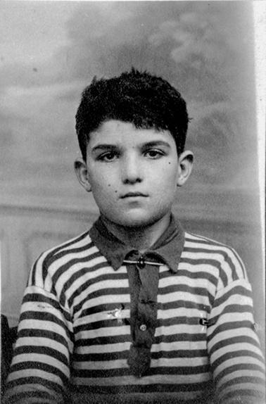 Balian Nazareth né à AfionKarahissar le 4-08-1915