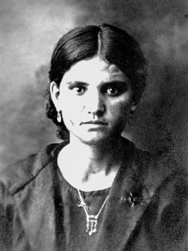 Bediguian Nazeli née à Palou le 6-09-1906