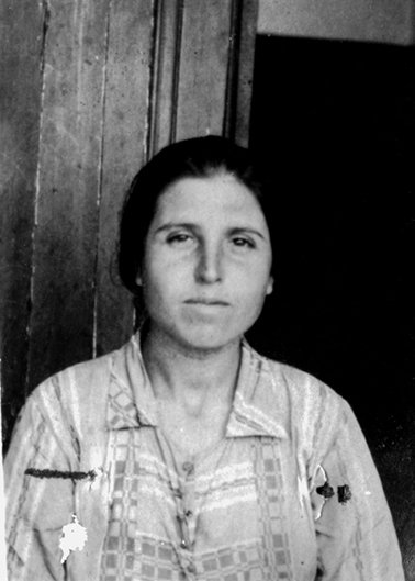 Berberian Gadar née à Karadiye le 6-01-1907