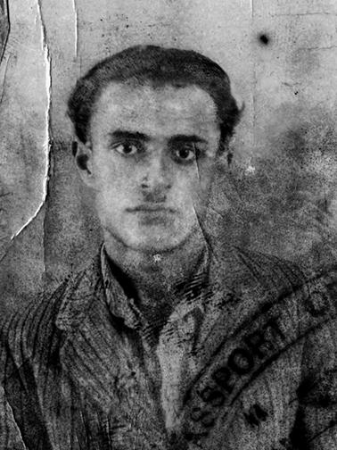 Beylerian Abraham né à Bardizag le 2-05-1905