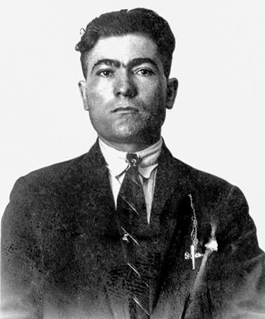 Chahinian Karekin né à Palou-13-01-1909