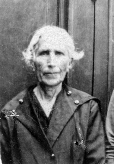 DJANOIAN Rebecca née à Marach le 17-11-1861