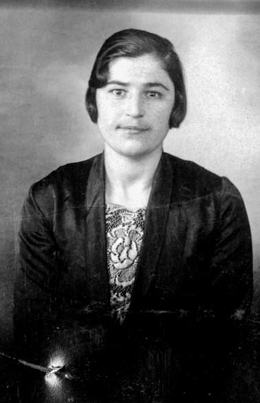 Dagian Baydzar née à Palou le 10-03-1912