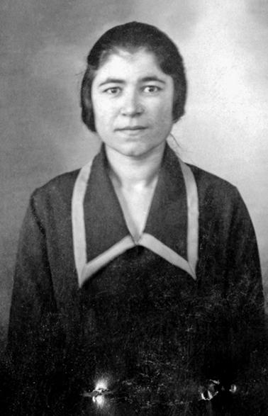 Dagian Soultan née à Palou le 1-11-1910