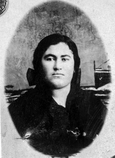 Dagian Zabel née à Palou le 15-05-1904