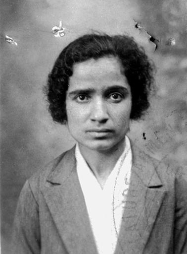 Dakessian Vartouhie née à Sivas le 10-11-1909