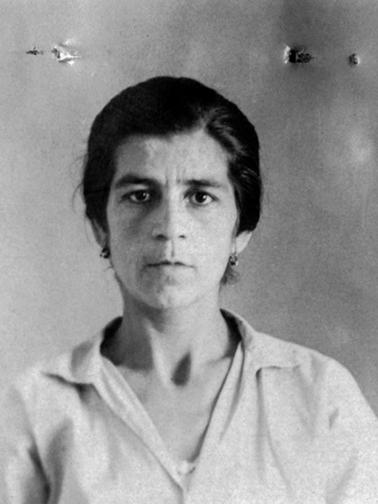 DerTorossian Zarouhi née à Smyrne le 15-09-1892