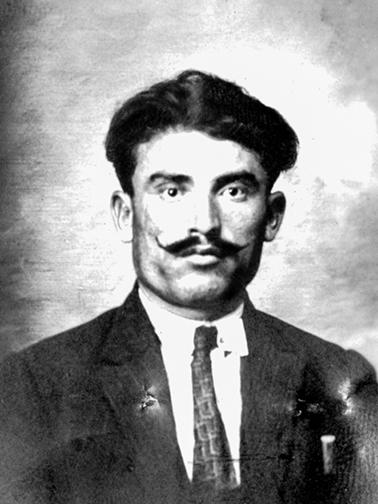 Diradourian Garabed né à Palou 7-05-1896