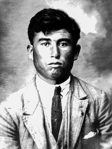 Diradourian Toros né à Palou le 3-02-1901