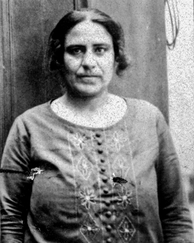 Djanoian Maritza née à Marach le 12-08-1906