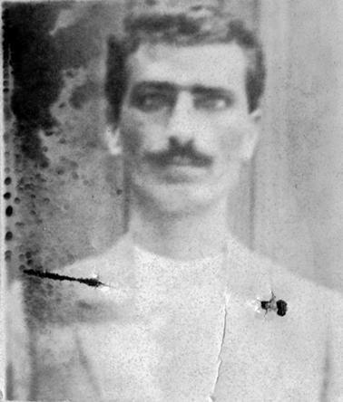 Djanoyan Levon né à Marach le 6-05-1896