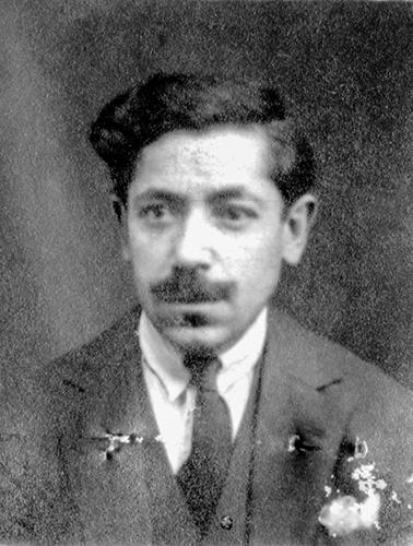 Djenanian Hagop né à Marache le 4-04-1890