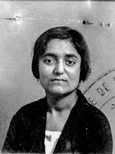 Dogramadjian Meline née à Ismit le 4-02-1900