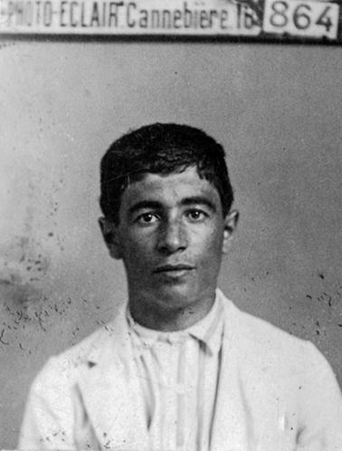 Gaboulian Onnig né à Aguinele 6-10-1910