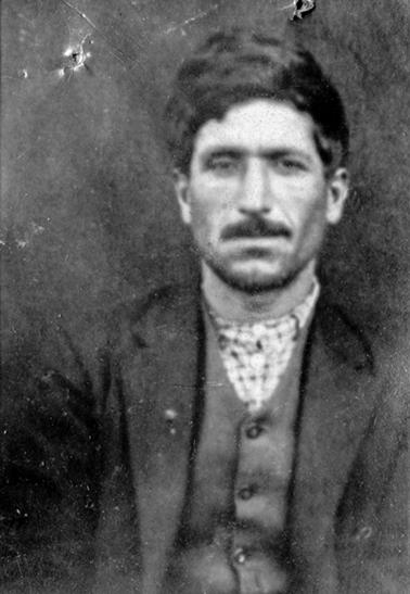 Gochgarian Bogho né à Kharpout le 12-08-1906