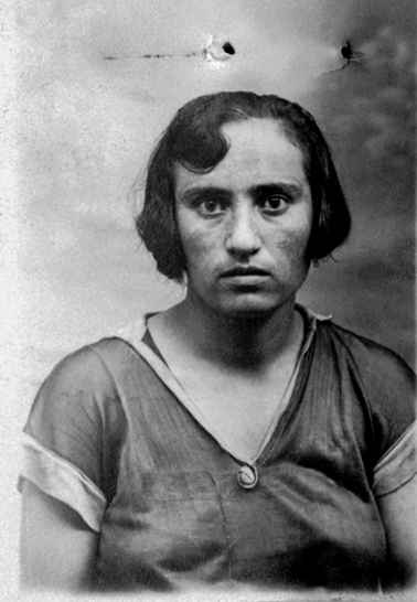 Gulian Maryam née à Sivas le 9-11-1904