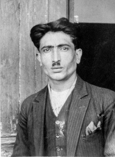 Hatchayan Minas né à Sivas le 20-05-1904