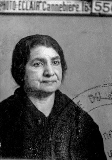 Hatcikian-Damadian Amber née à Constantinopl le 18-04-1878