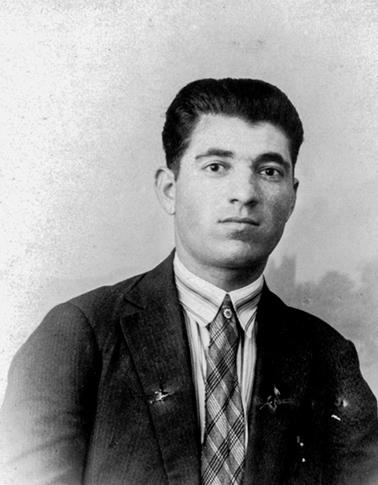 Hovaguimian Khougas né à Palou le 5-10-1909