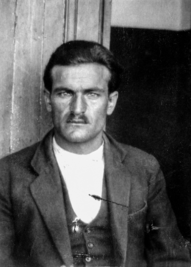 Jamgotchian Karnik né à Karadiye le 9-10-1902