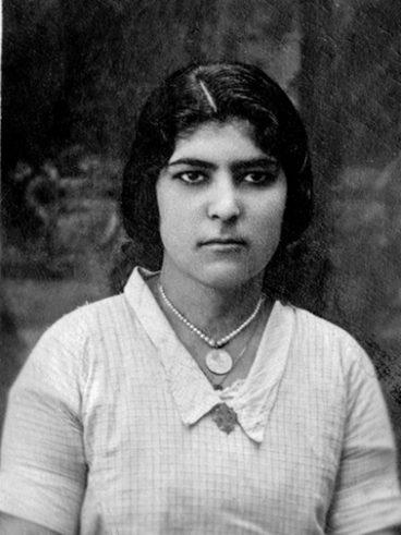 Klanian Almast née à Palou le 7-04-1905