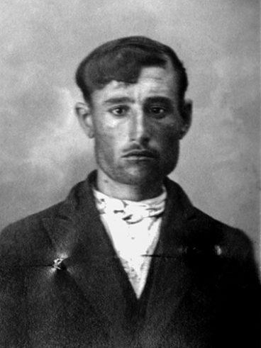 Marabian Sarkis né à Palou le 12-04-1904