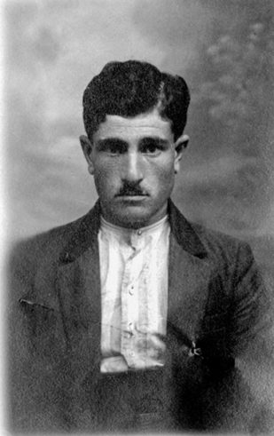 Mirhanian Kalouste né à Diyarbakir le 9-04-1902