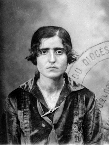 Morsessian Victoria née à Madin-Kharpout le 6-03-1898