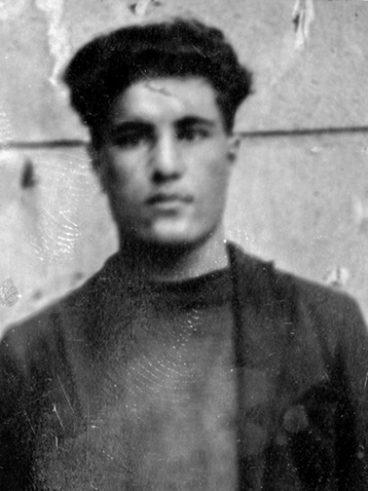 Nalbandian Hovsep né à Erzeroum le 6-04-1903
