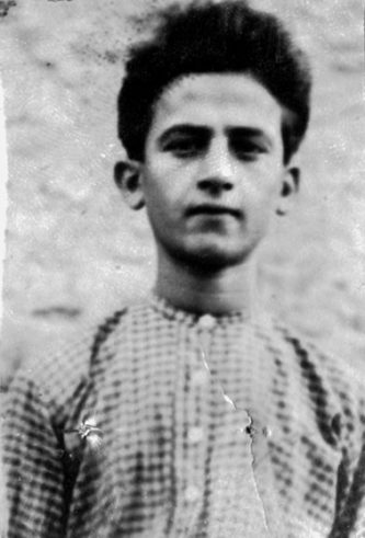 Ohanian Haïg né à Ereghie le 7-11-1915