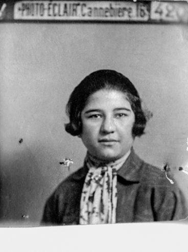 Parchiguian Tourfanda née à Palou le 21-05-1917