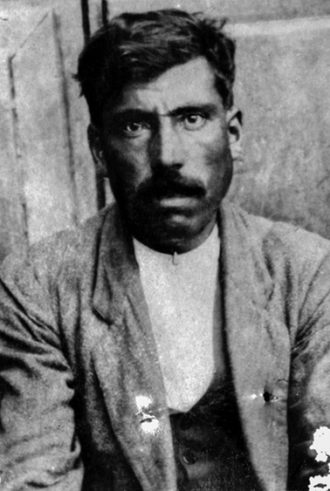 Sarkissian Guiragos né à Cesarée le 9-08-1898