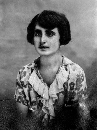 Stepanian Mathilde née à Alep le 18-05-1901