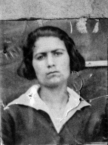 Toghigian Alice née à Sivas en 1910