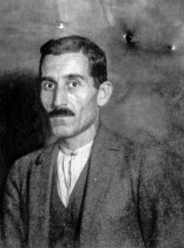 Toufekdjian Archag né le 10-05-1886 à Ak Chehir