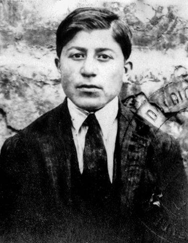 Voskerichian Nechan né le 21/05/1911 à Kharpout