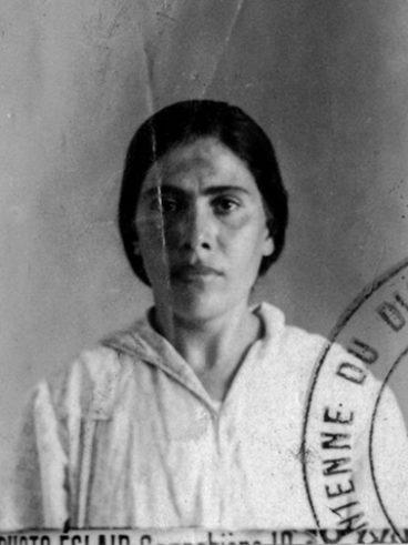 Yardjanian Mariam né ele 5/08/1903 à Yozgad