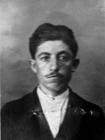 Yeghiazarian Garabed né le 6/12/1902 à Palou